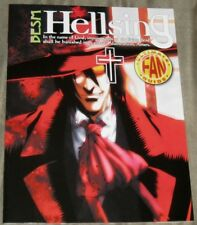 BESM Hellsing Ultimate Fan Guide #2 UFG Volume 8 Softcover - NEW