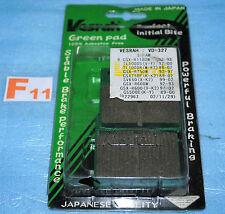 2 plaquettes de frein Vesrah SUZUKI GSF 600 1200 BANDIT GSXR 600 750 1100 SV 650