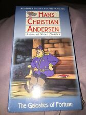 Hans Christian Anderson: The Galoshes of Fortune (VHS)