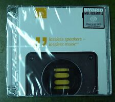 Elac Demo HYBRID SACD lossless speakers lossless music