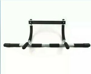 Iron Gym Doorway Multi grip Pull-Up Bar Doorframe Mount Home Gym Equipment Pro