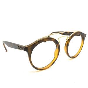 Ray Ban RB4256 6092/6G Gatsby I Tortoise Gold & Grey Round Sunglasses Frames Z35