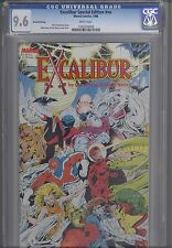 Excalibur Special #1  CGC 9.6 1988 Marvel Comic