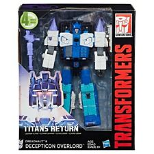 Transformers Generations Titans Return Leader OVERLORD G1 NEW IN STOCK USA