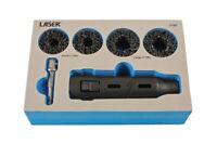 Laser Tools 7197  Hub Cleaning Tool Set 6pc