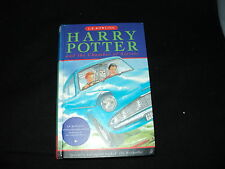 Harry Potter and the chamber of secrets J K Rowling hardback Bloomsbury 6th run
