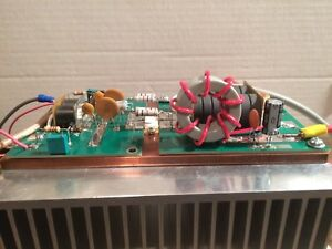 LDMOS RF Amplifier 1500 Watt PEP 1.8-54 MHz HF