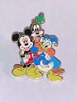 Disney Pin Donald Duck Mickey Mouse Goofy