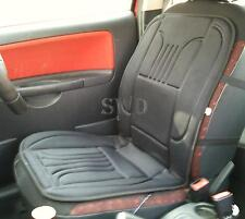 PAIR Car Van 12v Heated Seat Pads Cover Back Lumber winter warm heating Heater