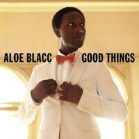 ALOE BLACC - GOOD THINGS   CD NEU