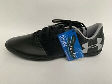 Under Armour Mens Magnetico Select indoor Football Boots Black shoes Size 9 US