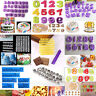 Alphabet Letter Number Fondant Icing Sugarcraft Cutter Cake Decorating Mould