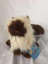 Webkinz Himalayan Long Haired Siamese Cat - New with Sealed/Unused Tags