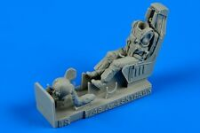 Aerobonus 1/48 US Navy Fighter Pilot w/Ejection Seat for A-4A/B/C/E/F/M Skyhawk
