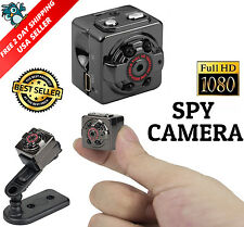 1080P Mini HD Spy Hidden Cam Motion Night Surveillance Small Video Camera Nanny