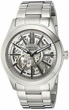 Kenneth Cole $195 Retail Men's Automatic Watch Stainless-Steel Strap 10030815