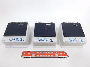 CS867-2 #3x Märklin Numérique H0 / AC 6015 Booster, D'Occasion