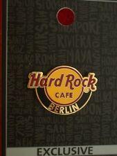 HRC Hard Rock Cafe Berlin Logo New Style 2016