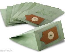 10 NUMATIC HENRY HOOVER VAC VACCUM CLEANER BAGS  NVM 1C 1B JAMES