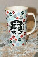 STARBUCKS 2016 Christmas/Holiday Jingle Ball Ornament Coffee Cup / Mug 16 oz