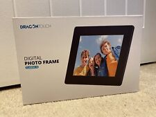 """Dragon Touch Classic 8 Digital Photo Frame 8"""""""