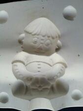 "MC427 ""Raggedy Andy ""  ceramic mold VINTAGE  6x5"