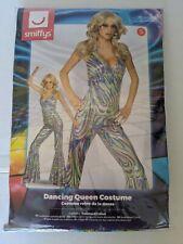 Smiffys Fancy Dress Adults Dancing Queen Costume (Small)