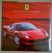 CALENDRIER OFFICIEL FERRARI GT 2012
