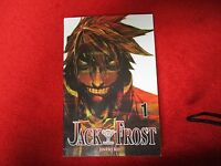 Jack Frost Vol. 1 by Jinho Kno, Manga English Rated OT (older Teen)