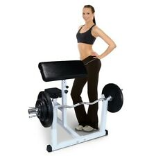 DF306 Preacher Curl Bench by Deltech Fitness