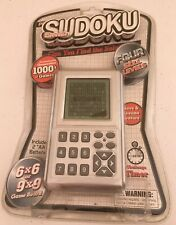 Sudoku Handheld Electronic Game Pocket Arcade #0276 New In Package.