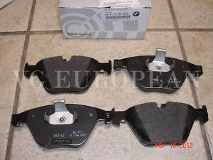 BMW E60 Genuine Front Brake Pads,Pad 525i 525xi 545i 550i 535i 528xi 530xi OE