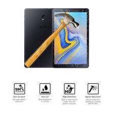 "Protector cristal templado tablet Samsung Galaxy Tab a (2018) Sm-t590 T595 10.5"""
