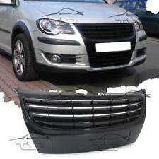 FRONT BLACK GRILL FOR VW TOURAN II GP 06-09 SPORT NO EMBLEM SPOILER BODY KIT