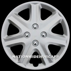 "15"" SET OF 4 NEW HUB CAPS FULL WHEEL COVERS RIM COVER WHEELS RIMS FREE SHIPPING"