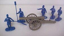Union Artillery 24 pounder Civil War plastic soldiers army  Armies In Plastic
