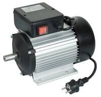 MOTEUR ELECTRIQUE 2CV/2800tr/min  + INTERRUPTEUR - 220V - M2M28