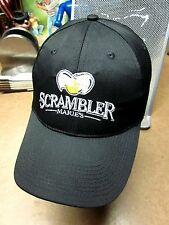 CAFE MARIE Toledo breakfast OHIO baseball hat Scrambler cap eggs brunch