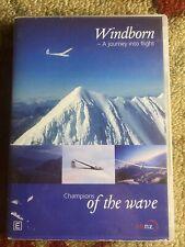 NHNZ - Windborn Journey Into Flight & Champions Of The Wave (DVD) Kiwi Gliders