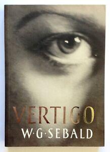 Vertigo by W.G. Sebald **U.K 1st/1st**