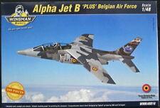 "Wingman Models 1/48 DORNIER ALPHA JET B ""PLUS"" BELGIAN AIR FORCE"