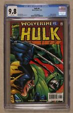 Incredible Hulk #8 CGC 9.8 1999 0345199009