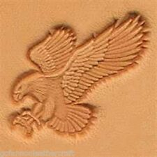 Sello de cuero Craftool 3-D ataque Águila (8514-00)