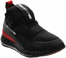 Puma McQ Cell Mid Men Round Toe Synthetic Black Basketball Shoe 13