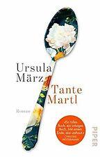 Tante Martl: Roman von März, Ursula | Buch | Zustand sehr gut