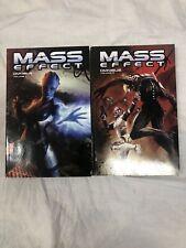 Mass Effect Omnibus Volume 1 + Volume 2
