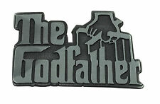 The Godfather Retro Belt Buckle-