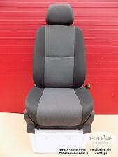 VW Crafter Beifahrersitz passenger seat Sitz AUSTIN | UK driver