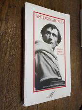 Antonin Artaud / Alain et Odette Virmaux  -