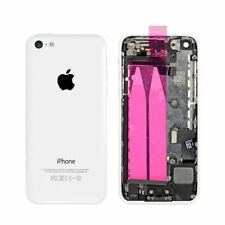 Chassis complet iPhone 5C blanc - Toutes nappes incluses + vibreur + antenne GSM